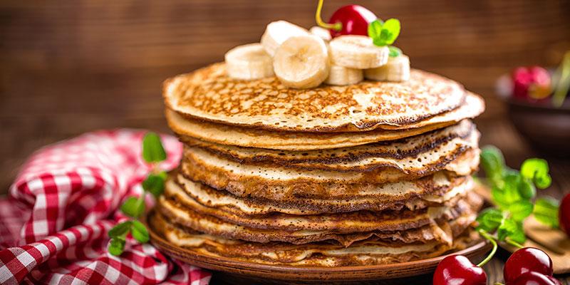 Delicios: 5 deserturi care nu îngrașă și care se prepară ușor