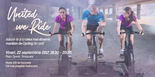 United We Ride 2017: super eveniment de cycling la Timișoara