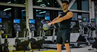 Kettlebell training: The Swing - level 1