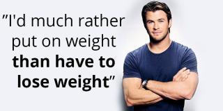 Chris Hemsworth: inspirație fitness de la Thor însuși
