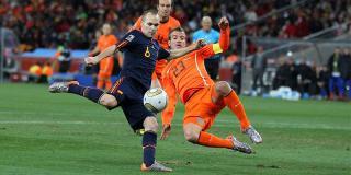 Cele mai impresionante poze din istoria Cupei Mondiale la Fotbal - GALERIE FOTO