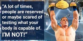 John Cena: cel mai carismatic wrestler american