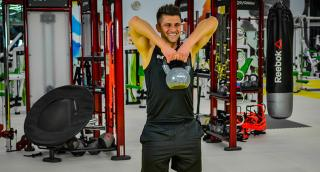 Kettlebell training: The Squat High Pull