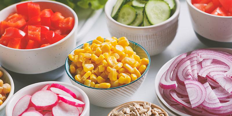 5 idei de meal prep pentru mese delicioase întreaga săptămână