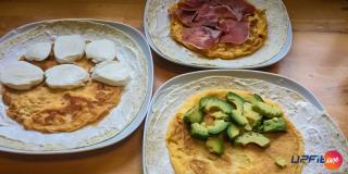Rețeta FIT: 3 idei de mic dejun cu lipii