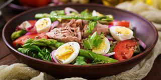 Rețeta FIT: 3 variante de salată de ton