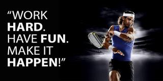 Rafael Nadal: povestea celui mai bine cotat jucător de tenis al momentului