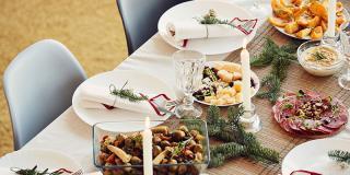 Ușor ca bună ziua: 6 rețete sănătoase pentru masa de Crăciun