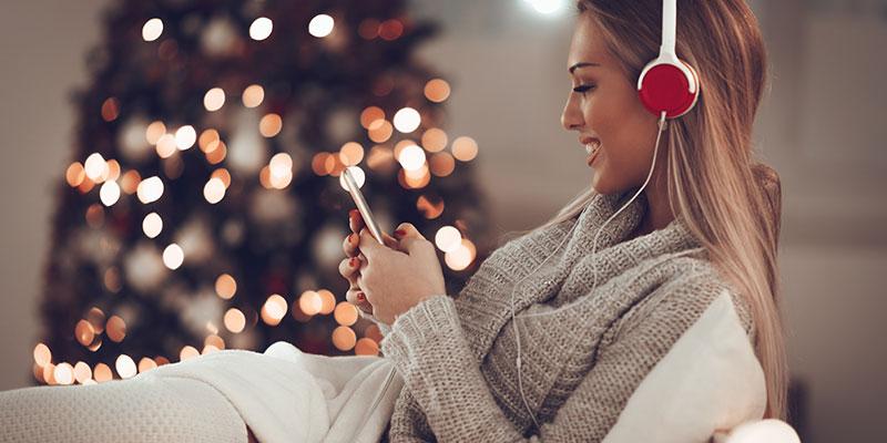 Playlist de sărbători, pentru cei care vor un Crăciun mai modern
