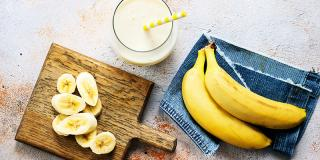Rețeta FIT: 3 idei de shake-uri cu banane