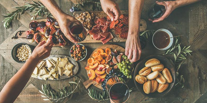 Cele mai bune diete în 2018: dieta mediteraneană