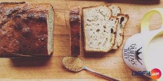 Rețeta FIT: banana bread