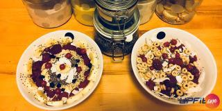 Rețeta FIT: variante de mic dejun cu iaurt grecesc și fructe