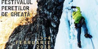 Festivalul Pereților de Gheață: eveniment sportiv din România pentru curajoși