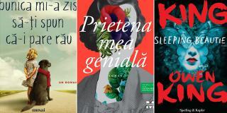 UPfit Book Club: 5 cărți de care să te îndrăgostești în februarie