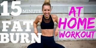 Workout pentru acasă: scapă de grăsime chiar de la tine din sufragerie!
