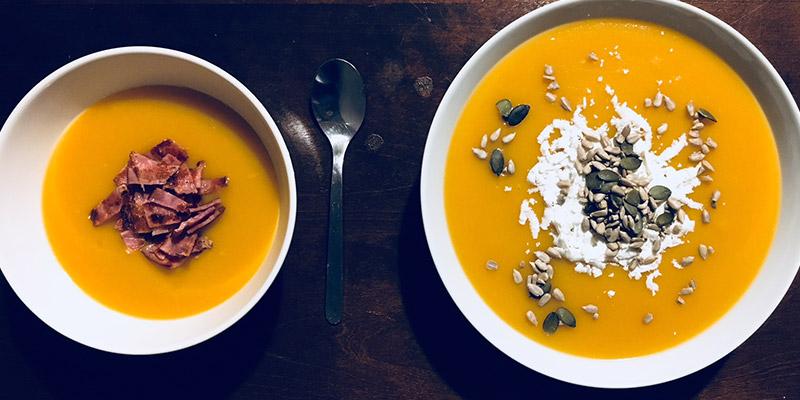 Rețeta FIT: 2 rețete sănătoase de supă cremă de cartofi cât se poate de gustoase
