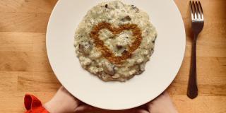 Rețeta FIT: orez cu legume
