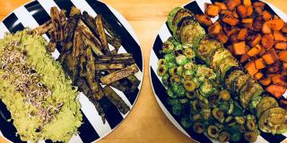Rețeta FIT: gustări vegetariene delicioase