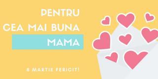 Mesaje de 8 Martie pentru mămici, bunici și celelalte wonder women din viața ta