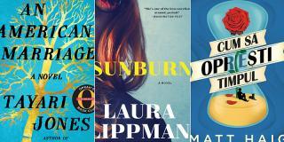 UPfit Book Club: 8 cărți pe care să le citești în luna martie