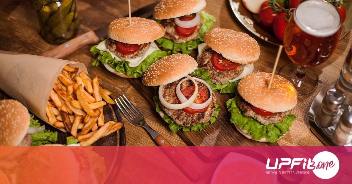 cum să mănânci burgeri și să slăbești