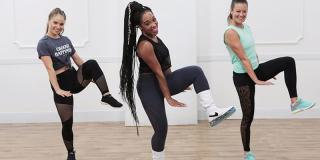 Dansează pentru un corp de nota zece: 30 de minute de hip-hop Tabata