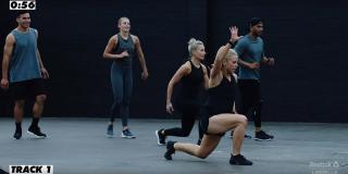 Antrenează-te ca Nina Dobrev! Super Les Mills cardio workout