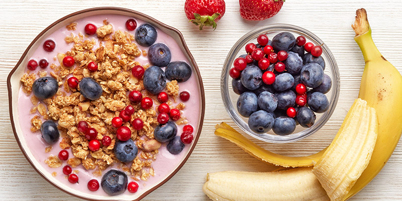 Rețeta FIT: 6 variante de rețete de mic dejun delicioase și sănătoase