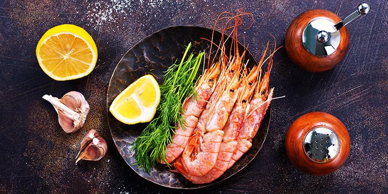 Rețeta FIT: 4 preparate delicioase cu creveți
