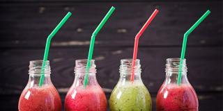 Rețeta FIT: 6 idei de shake-uri delicioase