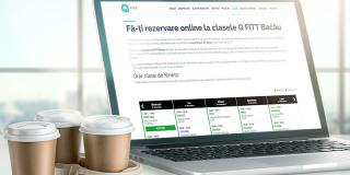 Q Fitt, singura sală de fitness din Bacău cu rezervări online la clase