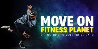 Move On Fitness Planet 2018: cea mai mare convenție de fitness din România