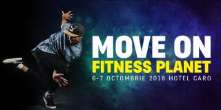 Move On Fitness Planet 2018: cea mai mare convenție de fitness din România
