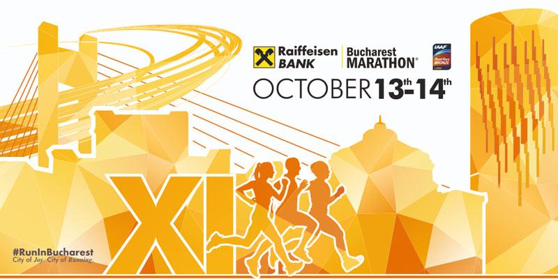 Bucharest Marathon 2018: hai și tu la cel mai important maraton din România