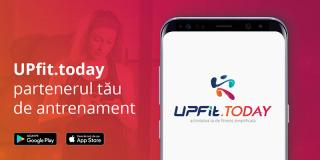 UPfit.today, aplicația de mobil pentru membrii sălilor de fitness din România