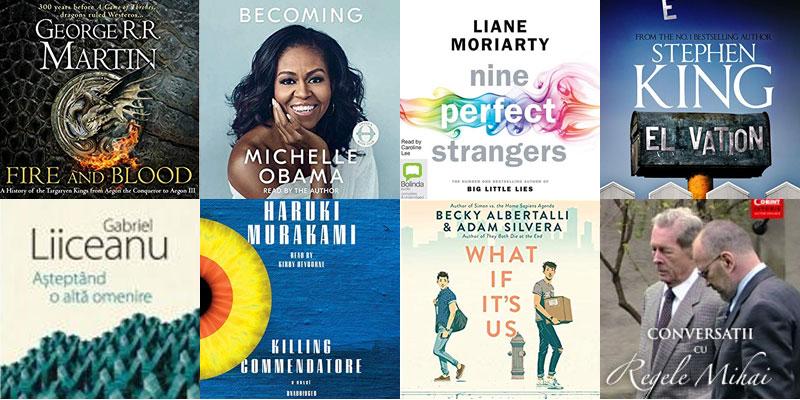 UPfit Book Club: cele mai așteptate cărți din această iarnă