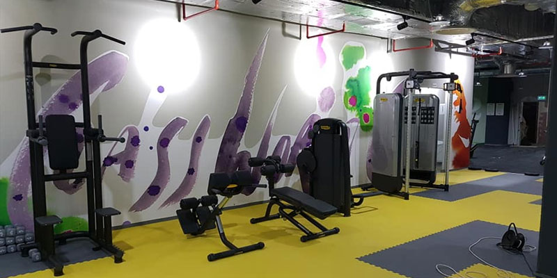 World Class Veranda, cel mai nou club de fitness din București
