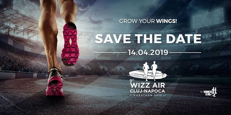 Testează-ți limitele la Maratonul Internațional Cluj 2019