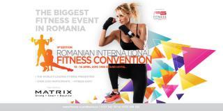 Descoperă cele mai noi concepte sportive la Convenția Internațională de Fitness din București