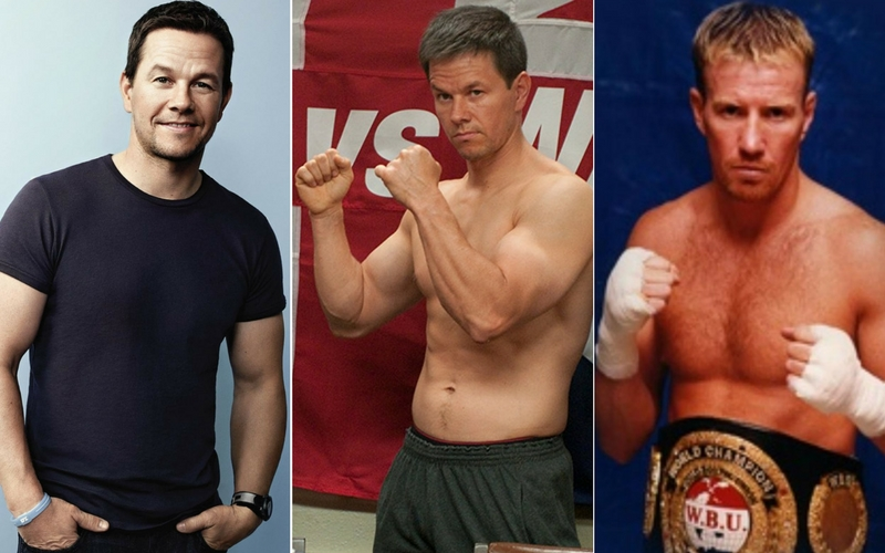 Mark Wahlberg – Micky Ward