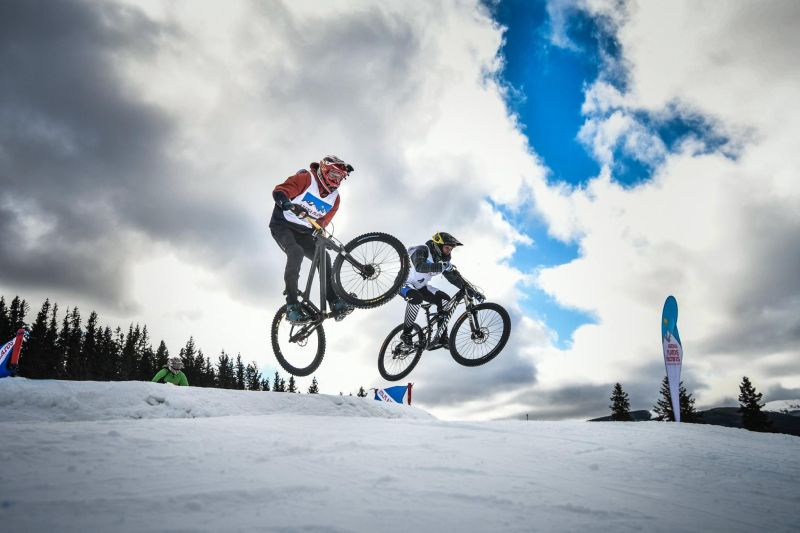 Mountainbike Winter X-Cross