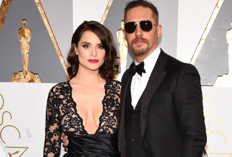 Tom Hardy - familie