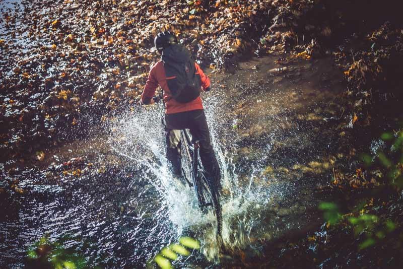 mersul cu bicicletaâ