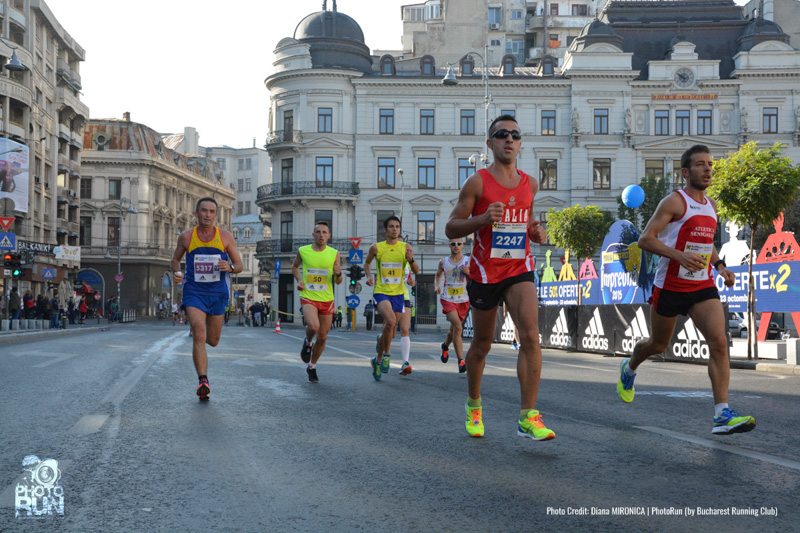 Bucharest Marathon 2017