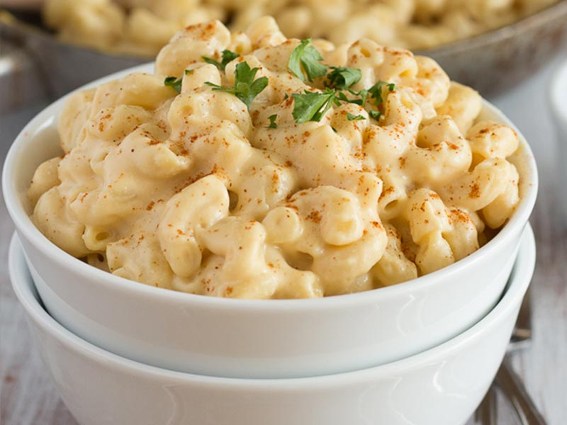 Mac n Cheese vegetarian