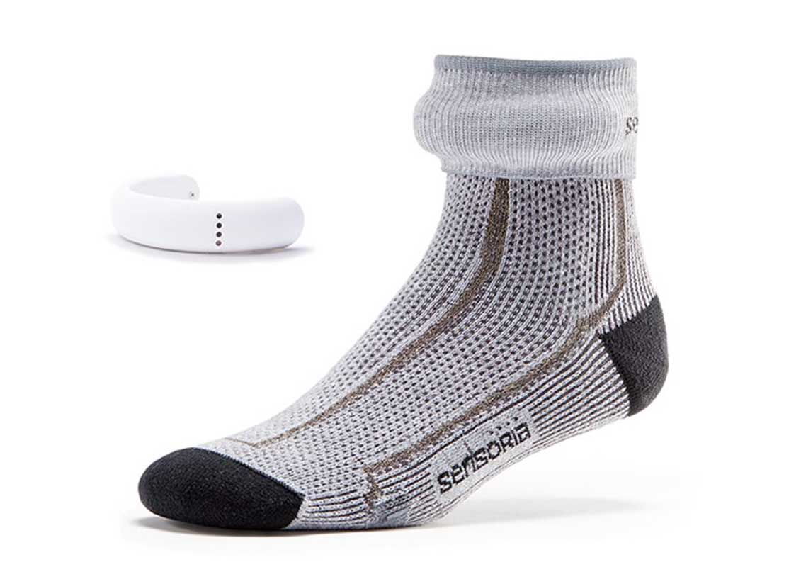 gadget fitness smart socks