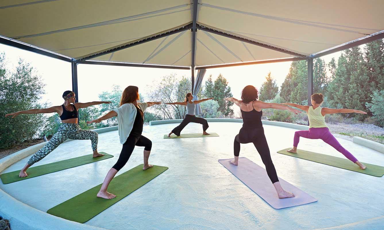 destinatii pentru yoga