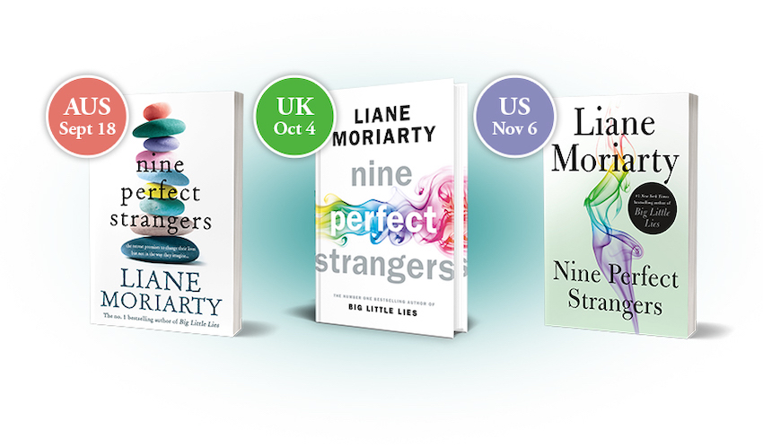 Nine Perfect Strangers - Liane Moriarty