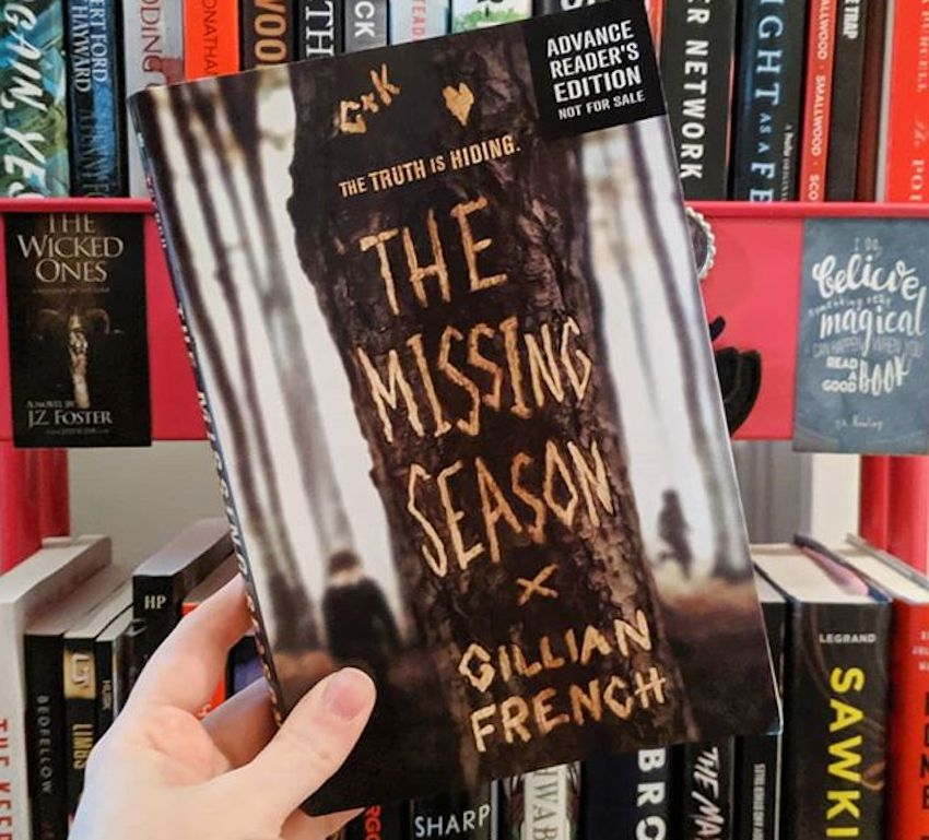 The Missing Season - Gillian French